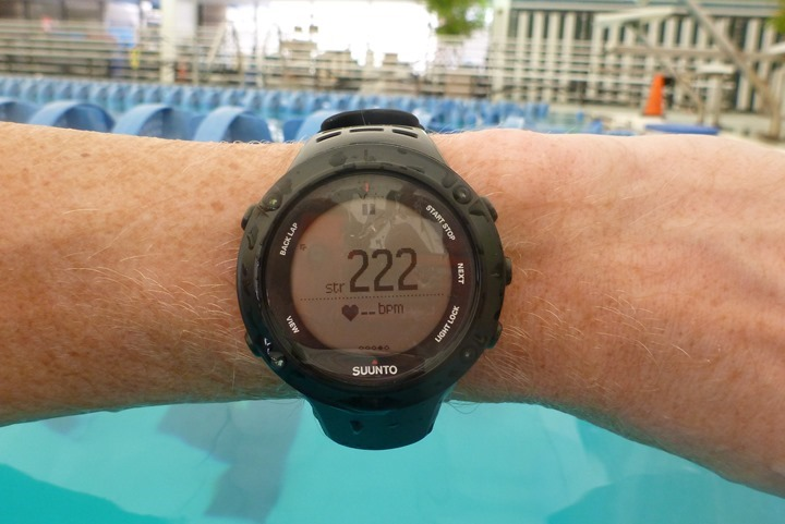 how to delete workout memory in suunto ambit watch
