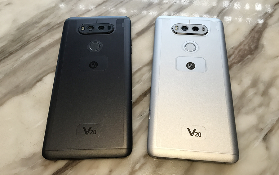 Hands-on: LG V20, a new premium smartphone - Consumer
