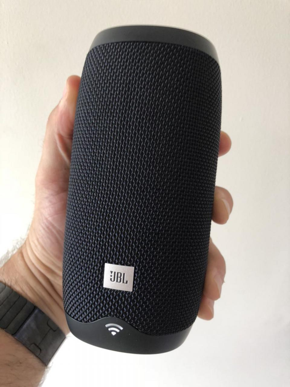 JBL Link voice activated speaker review – audio quality and