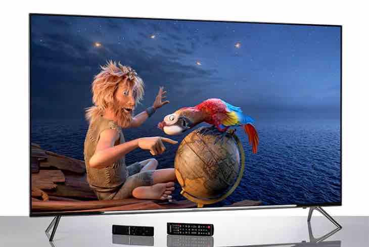 Samsung UE55KS7000 review