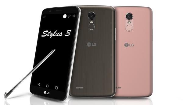 LG Stylus 3.