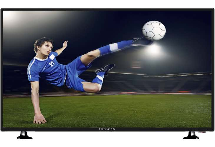 Proscan PLDED5069 50-inch LED HDTV review at Walmart
