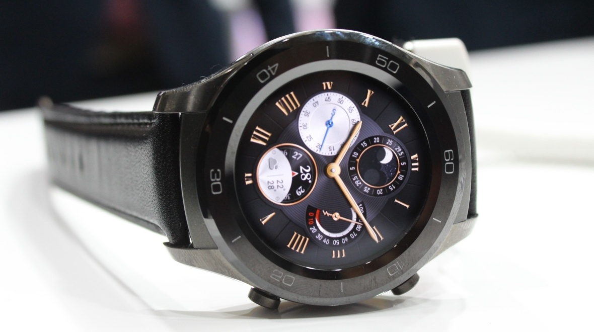 Huawei Watch 2 Classic hands on: Steelier, pricier but just as feature packed