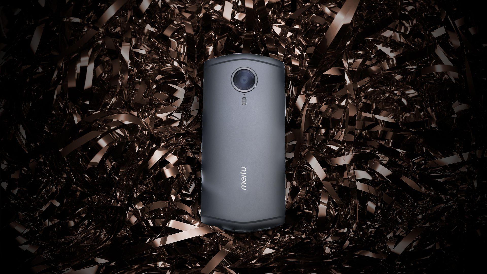 Take beautiful selfies with Meitu's new T8