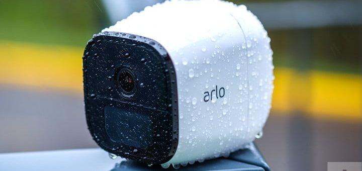 Netgear Arlo Go review